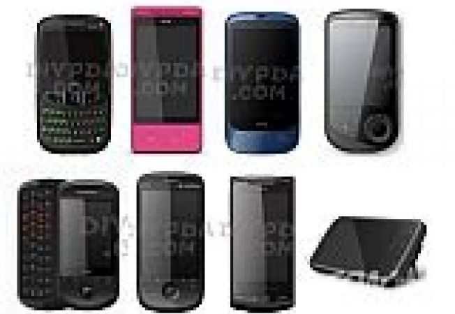 HTC 2009 Line-up