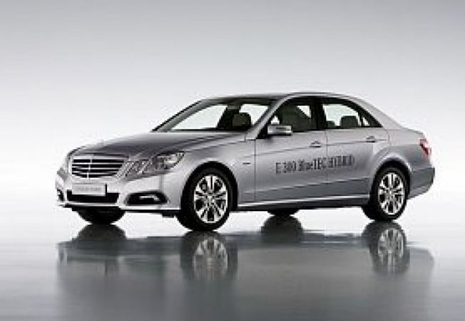Mercedes-E300-BlueTEC
