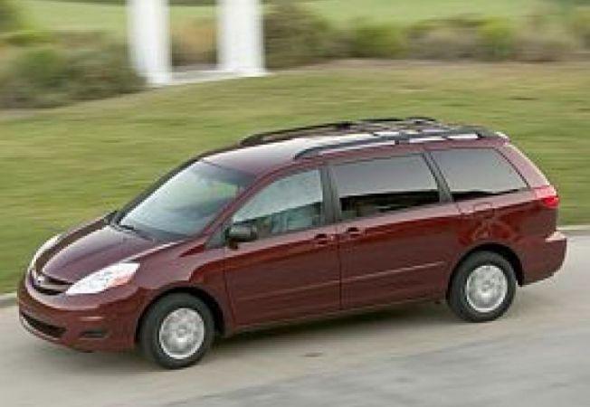 Toyota-Sienna-productie