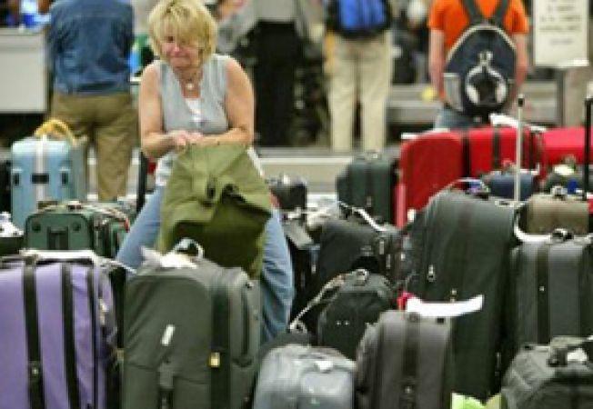 bagaje deteriorate
