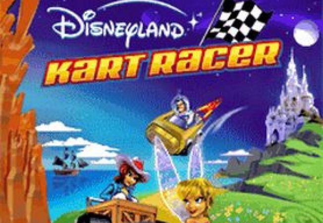 Disneyland-kart-race