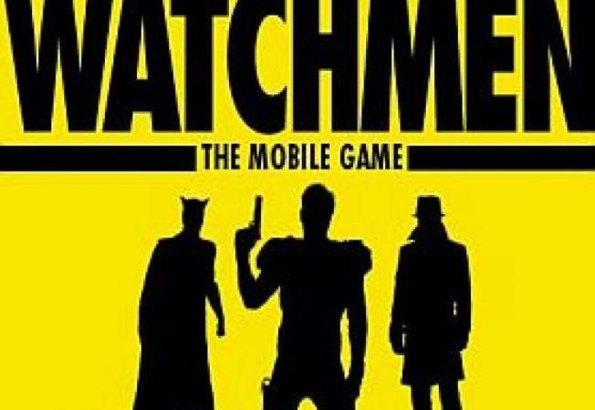 Watchmen Mobile Game Trailer