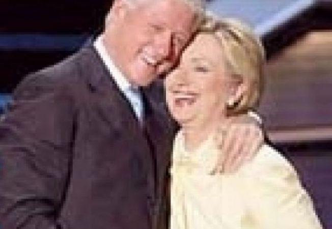 bill clinton hillary