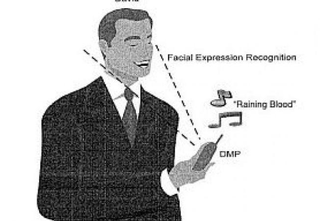 Sony-Ericsson-Patent