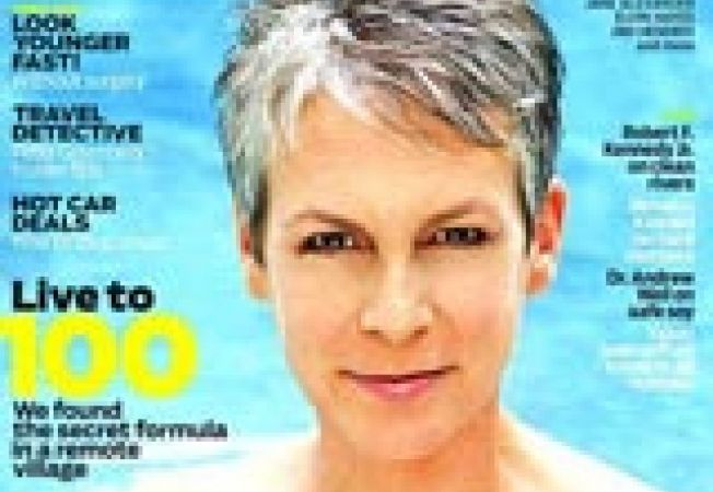Jamie Lee Curtis cover