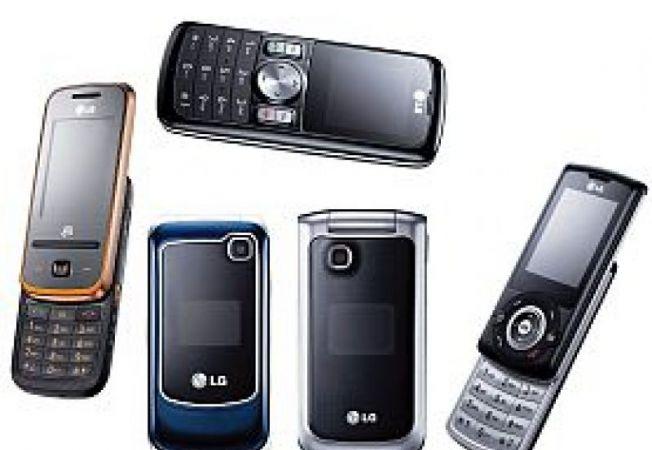 lg 5 mobile