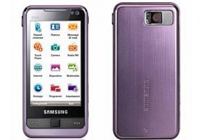 Samsung Omnia Purple