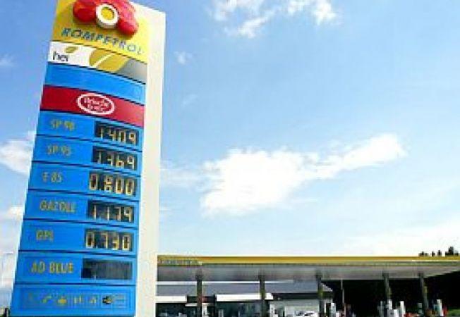 Rompetrol-carburanti