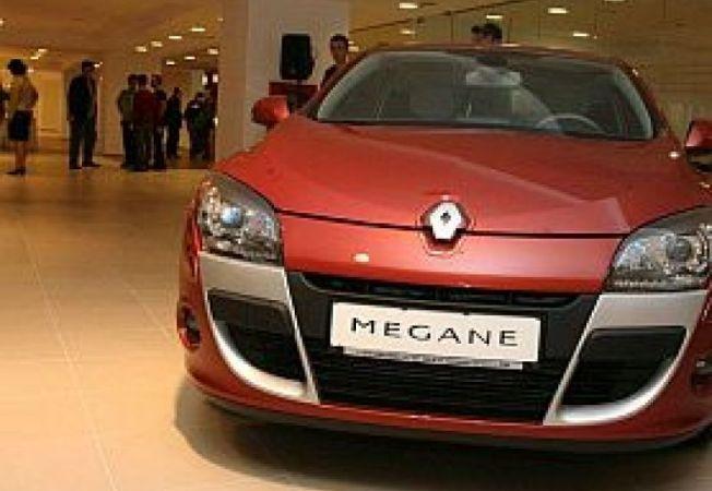 Renault megane romania