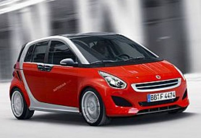 Smart-forfour-fortwo