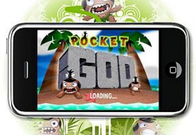 Pocket God iPhone