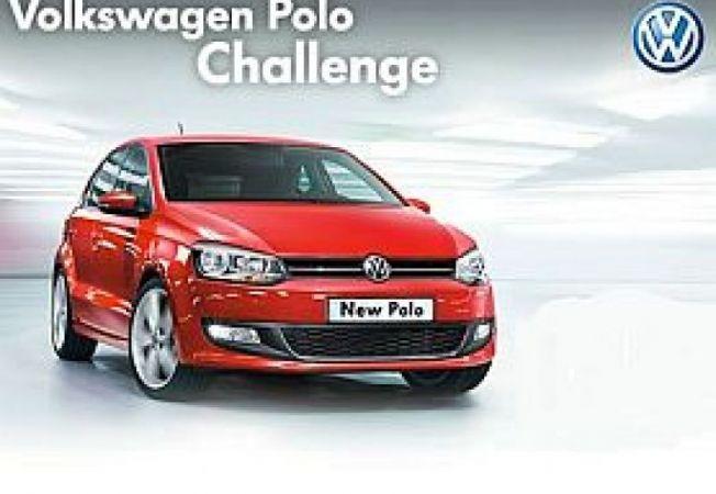 Volkswagen Polo Challenge pentru iPhone