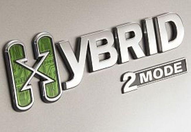 GM-propulsie-hibrida