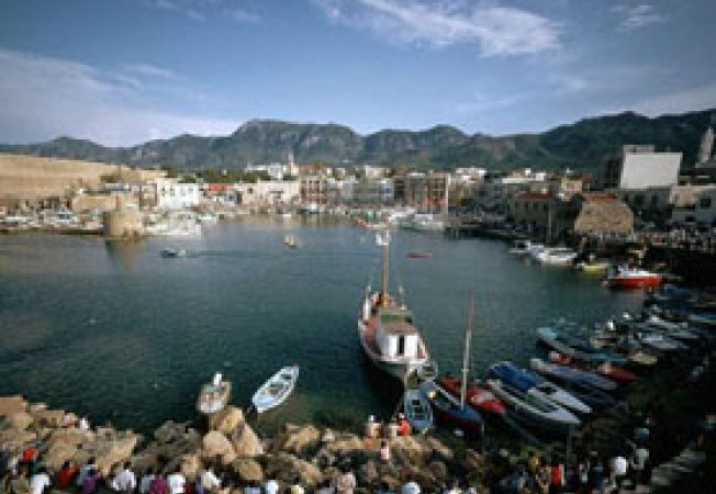 Cipru port