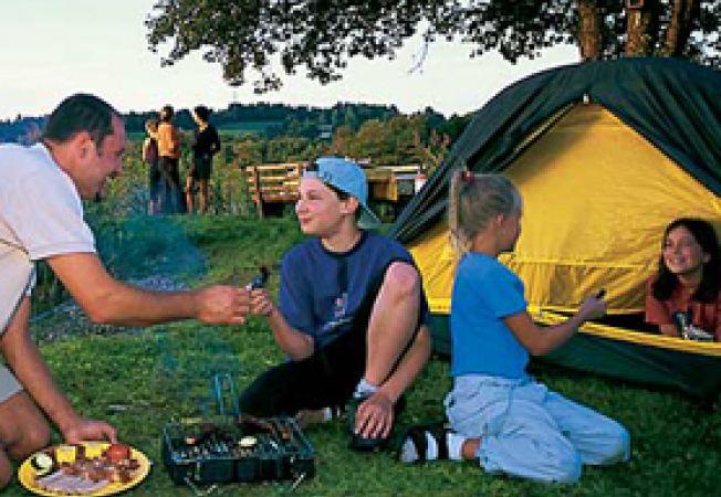 camping Austria