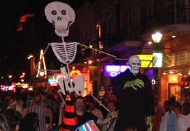 New-Orleans Halloween