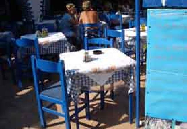 taverna in Grecia
