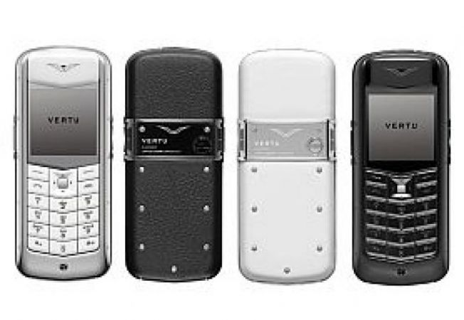 Vertu Constallation Pure