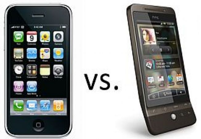 Apple-HTC-war
