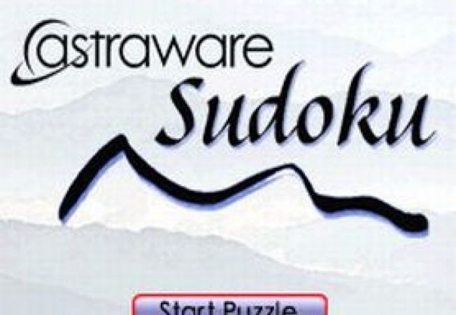 Astraware Sudoku BlackBerry