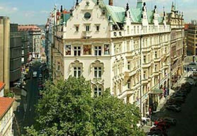 Praga, hotel