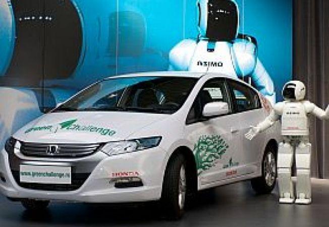 Honda-eco-challange