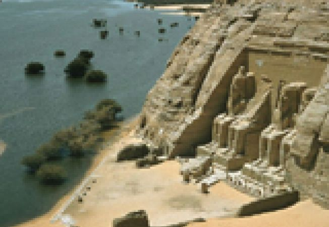 Egipt statui