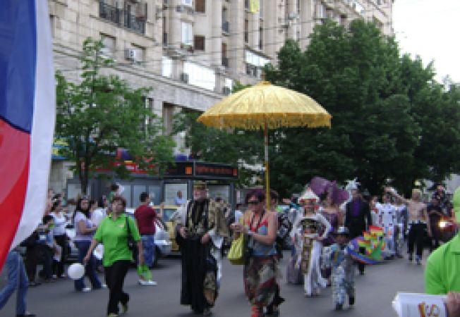 parada circurilor