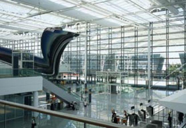aeroport terminal