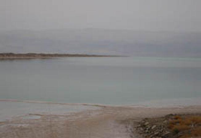 Marea Moarta, Israel