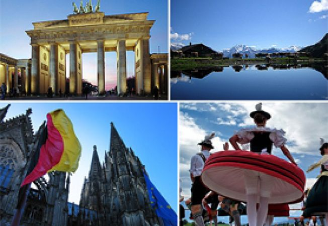 vizita in Germania