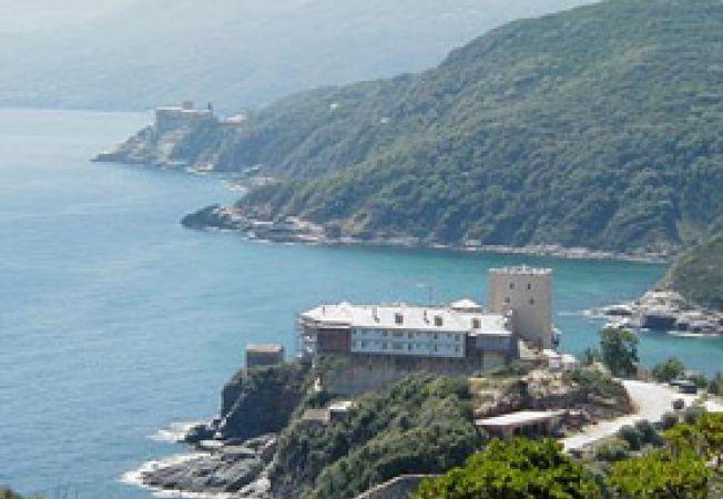 Halkidiki, coasta
