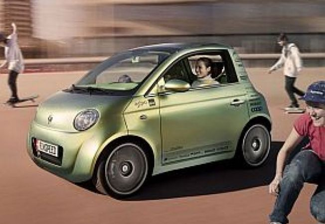 Rinspeed-microcar-electric