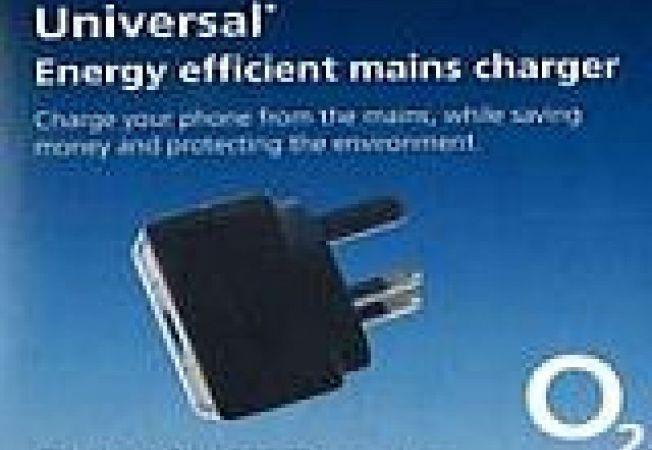 Universal Charger o2 Eco