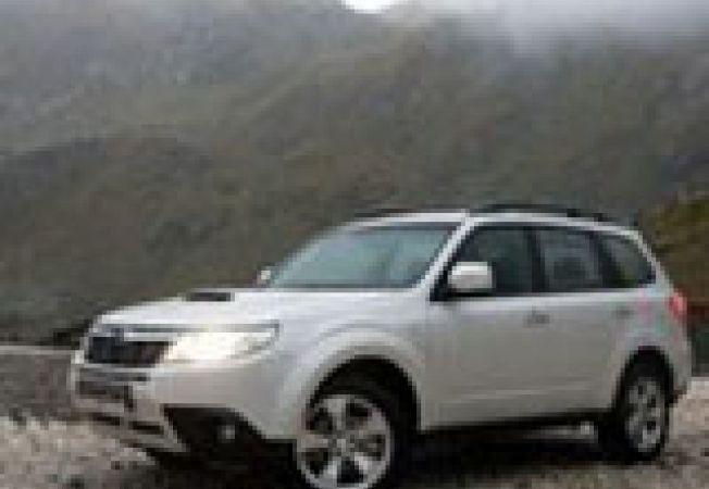 Subaru Forester Boxer Turbo Diesel