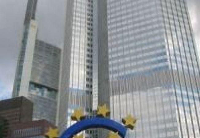 466474 0811 Frankfurt  European Central Bank with Euro