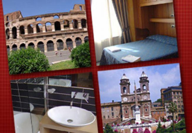 Roma, hoteluri