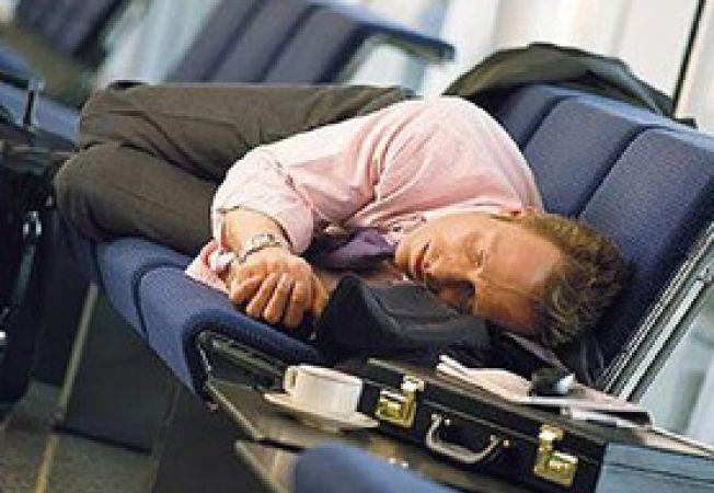 somn avion