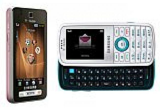 Samsung Behold si Gravity