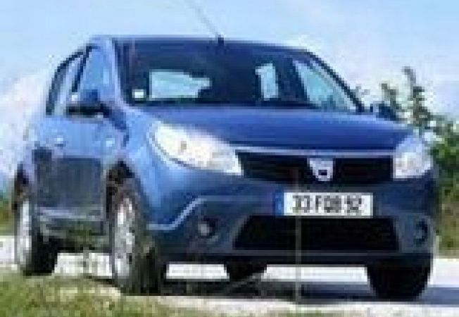 Dacia Sandero Drivetest