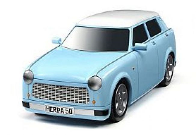 Trabant-electric