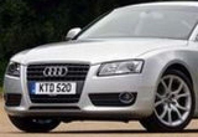 Audi A5 Change