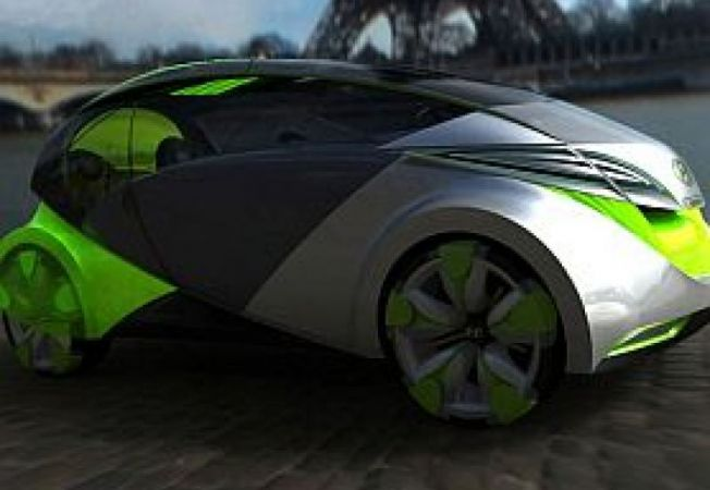 Hyundai City Car Concept