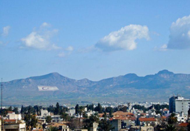 Nicosia, panorama