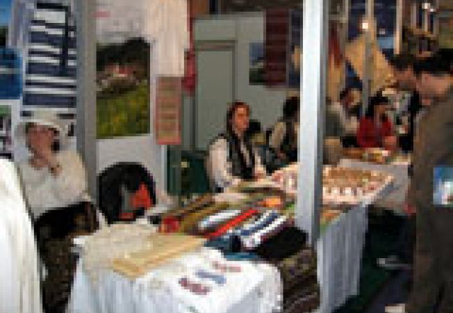 arta populara Targul de Turism al Romaniei 2008