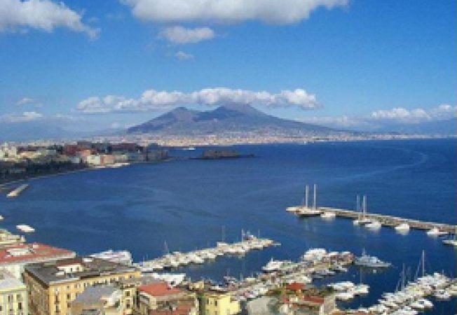 Napoli, port