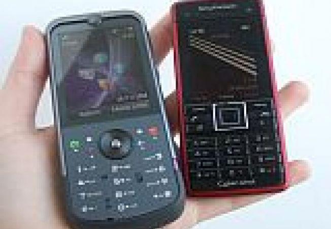 Motorola ZN5 vs Sony Ericsson C902 A