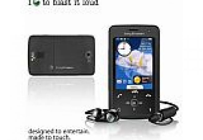 Sony Ericsson Walkman San X-1000