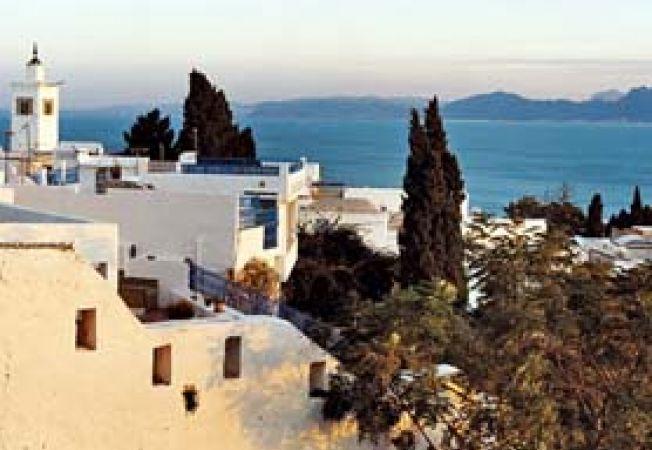 Tunisia peisaj