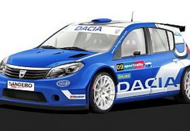 Dacia Sandero Raliu